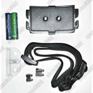 Receiver pentru zgarda dresaj electronica + accesorii