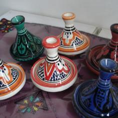 Set 6 Tajine/tagine  - Rabat - Maroc