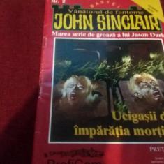 JOHN SINCLAIR - VANATORUL DE FANTOME VOL I SI II - Carte Horror