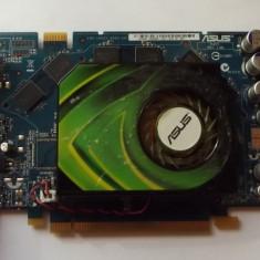 Placa video Asus 512 Mb / 256 Bit / DDR3/ Gaming / PCI expres - Placa video PC Asus, PCI Express, nVidia