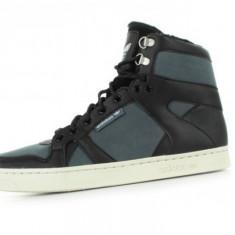 Ghete Adidas A.r 2.0 - Ghete Originale - Ghete barbati Adidas, Marime: 43 1/3, Culoare: Negru, Piele naturala