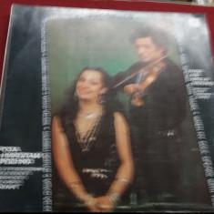 DISC VINIL 1 ROSA AND NIKOLAI ERDENKO MOSCOW GYPSY ENSEMBLE DJANG - Muzica Lautareasca