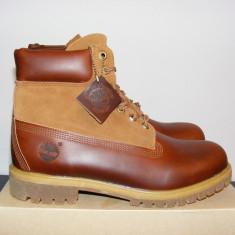Ghete Timberland 6 Inch Premium Boot New A13CQ nr. 45 - Ghete barbati Timberland, Culoare: Din imagine, Piele naturala