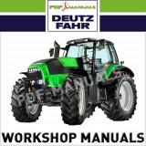 DEUTZ-FAHR (AG) Service Manual - Manual auto