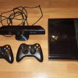 Xbox 360 Microsoft 500 GB KINECT 2 CONTROLLER 12 JOCURI