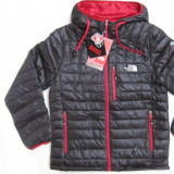 Geaca  NORTH FACE cu casti Summit series 900 - Model nou!