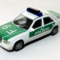 Herpa lot 4 machete POLIZEI 1:87