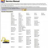 Hyundai Heavy Duty Service Manuals - 2014