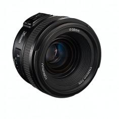 Yongnuo YN 35mm f2 pentru Nikon - Obiectiv DSLR Yongnuo, Wide (grandangular), Autofocus, Minolta - Md