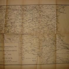 Harti - Razboiul de Independenta - lot 7 planse - Harta