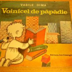 MCCC - VASILE DIMA - VOINICEL DE PAPADIE - ED 1982 - Carte poezie copii