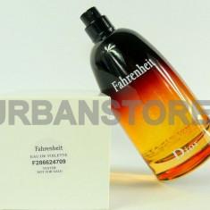 Parfum Tester Dior Fahrenheit + LIVRARE GRATUITA ! - Parfum barbati Christian Dior, Apa de toaleta, 100 ml, Lemnos