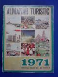 Almanah Turistic 1971 / R3F, Alta editura