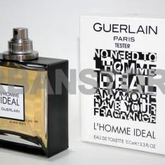 Parfum Tester Guerlain L'Homme Ideal + LIVRARE GRATUITA! - Parfum barbati Lancome, Apa de parfum, 75 ml, Floral