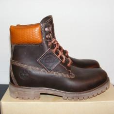 Ghete Timberland Icon 6-Inch Premium Boot 9643B nr. 41 - Ghete barbati Timberland, Culoare: Din imagine, Piele naturala