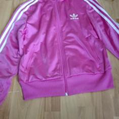 Bluza de trening adidas originala - Trening dama Adidas, Marime: 38, Culoare: Fuchsia