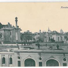 1264 - CONSTANTA - old postcard - used - 1917, Circulata, Printata