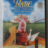 Babe 2: Pig in the City DVD - Babe 2: Noile aventuri ale lui Babe in oras - Film comedie universal pictures, Romana