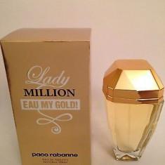Paco Rabanne Lady Million Eau My Gold Made in France - Parfum femeie Paco Rabanne, Apa de toaleta, 80 ml