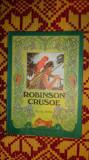 Robinson Crusoe ( ilustratii - Iacob Dezideriu )/carte in lb.engleza- D.Defoe