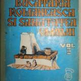 BUCATARIA ROMANEASCA SI SANATATEA OMULUI,VOL.II-TUDOR MANTA,GHEORGHE STEFAN,BUC.1975