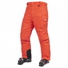 Pantaloni ski barbati Trespass Mulford Tangerine M - Pantaloni barbati