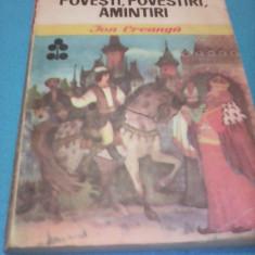 POVESTI, POVESTIRI, AMINTIRI DE ION CREANGA 1987, BIBLIOTECA PENTRU TOTI COPII - Carte de povesti