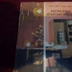 ELENA JUROV - AMENAJAREA APARTAMENTELOR - Carte amenajari interioare