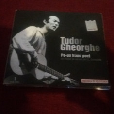 CD TUDOR GHEORGHE - PE-UN FRANC POET - Muzica Folk