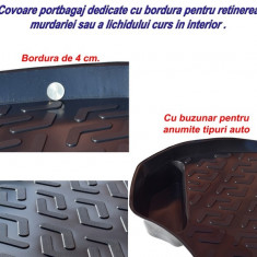 Covor portbagaj tavita SKODA SUPERB III 2015-> Break/combi ( PB 5420 ) - Tavita portbagaj Auto