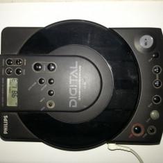 PHILIPS AZ6897 tuner + cd portabil - CD player