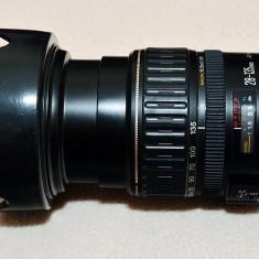 Obiectiv Canon EF 28-135mm f/3.5-5.6 USM IS - Obiectiv DSLR Canon, Autofocus, Canon - EF/EF-S