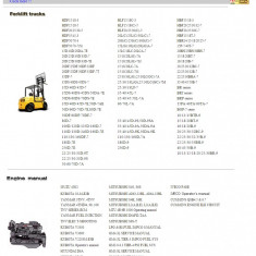 Hyundai Forklift Trucks Service Manuals - 2015 - Manual auto