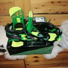 Legaturi snowboard noi K2 vandal (2015) Marime M - Boots snowboard