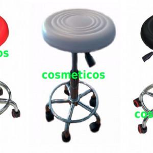 Scaun profesional cosmetica/mobilier saloane manichiura/pedichiura PROMO