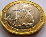 Moneda bimetal 1 Leva - BULGARIA, anul 2002 *cod 1485 a.UNC, Europa