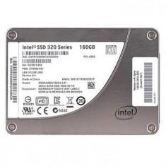 Hard disk second hand SSD 160Gb 2 5 inch Intel 320 Series