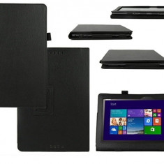 Husa Premium protectie pentru Tableta Asus Transfomer T100TA, Black - Husa Tableta Oem