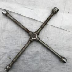 Cheie in cruce - Cheie mecanica