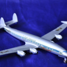 Avion metal Aircraft 60c Dinky Super-Toys. Meccano 60C. Made in France. - Avion de jucarie