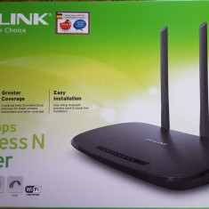 Router wireless N 450Mpbs TP-LINK TL-WR940N - Router TP-Link TL-WR740N