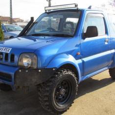 Suzuki Jimny 4x4 OFF-ROAD, 1.3 benzina, an 2000, 102000 km, 1298 cmc