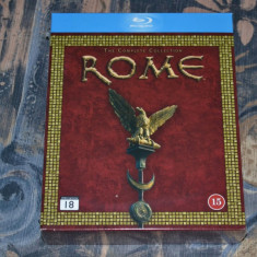Film - Rome - Serialul complet - Sezoanele 1-2 [10 Discuri Blu-Ray], RO, Import - Film serial warner bros. pictures, Actiune, Romana