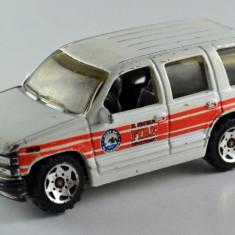 Macheta / jucarie masinuta metal - Matchbox - `97 Chevy Tahoe 1997 Tailanda #112 - Macheta auto Matchbox, 1:64