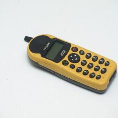 Telefon mobil Philips D2, Galben, Nu se aplica, Neblocat, Fara procesor