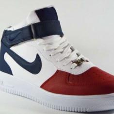 Ghete Nike Air Force dama - Ghete dama Nike, Culoare: Din imagine, Marime: 38, 39, Piele sintetica