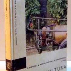 LEGUMICULTURA, 1977 - Carte Biologie