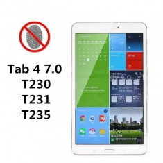 Folie protectie Premium pentru tableta Samsung Galaxy Tab 4 LTE T235 - Folie protectie tableta Oem