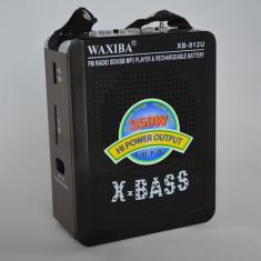 Radio cu MP3 intrare USB si card - MP3 player Alta