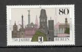 Germania.1987 750 ani orasul Berlin  SG.560, Nestampilat